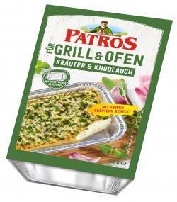Patros für Grill & Ofen Kräuter & Knoblauch