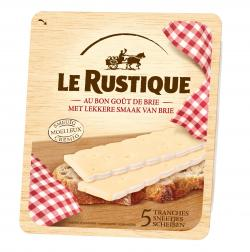 Le Rustique Brie Scheiben cremig mild