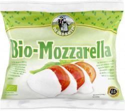 Die Öko-Bauern Bio-Mozzarella