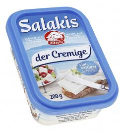 Salakis Der Cremige Schafmilchkäse (200 g) - 8606002113582