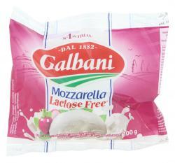 Galbani Mozzarella laktosefrei (100 g) - 8000430133523