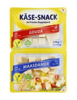 Bonifaz Kohler Käsewürfel Gouda und Maasdamer