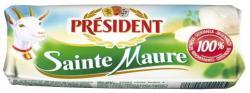 President Sainte Maure französischer Weichkäse