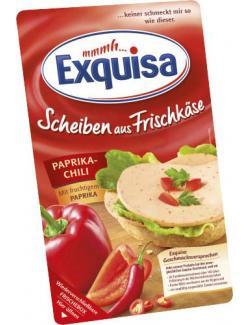 Exquisa Scheiben aus Frischkäse Paprika-Chili