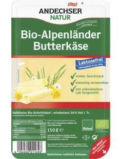 Andechser Natur Bio Alpenländer Butterkäse