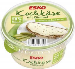 Esko Kochkäse mit Kümmel