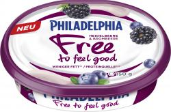 Philadelphia Free to feel good Heidelbeere & Brombeere