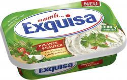 Exquisa Frischkäse Pikante Kräuter