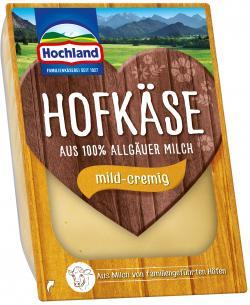 Hochland Hofkäse mild-cremig