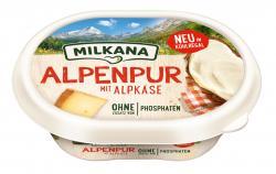 Milkana Alpenpur mit Alpkäse