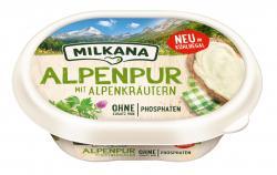 Milkana Alpenpur mit Alpenkräutern
