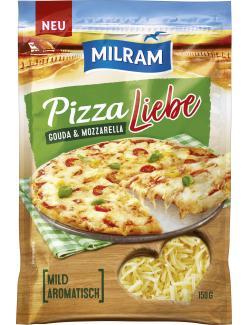 Milram PizzaLiebe Gouda & Mozzarella