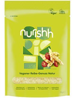 Nurishh veganer Reibe- Genuss natur