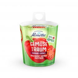 Almette Gemüse Traum Paprika-Tomate