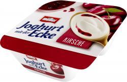 Müller Joghurt mit der Ecke Schlemmer Kirsche & cremiger Joghurt (150 g) - 40255156