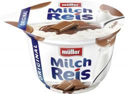 Müller Milchreis Original Schoko