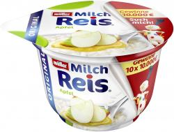 Müller Milchreis Original Apfel (200 g) - 4025500021221