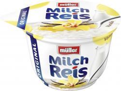 Müller Milchreis Original Vanilla