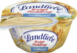 Landliebe Grießpudding Traditionell