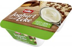 Müller Joghurt mit der Ecke Knusper Crispy Crunch & Joghurt-Vanille-Sahne Geschmack (150 g) - 40858159