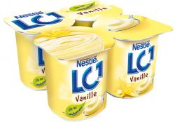 Nestlé LC 1 Joghurt Vanilla (4 x 125 g) - 3023290631089