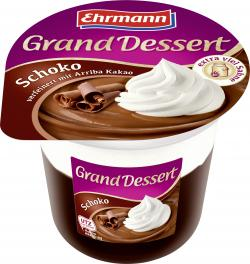 Ehrmann Grand Dessert Schoko (200 g) - 4002971234107