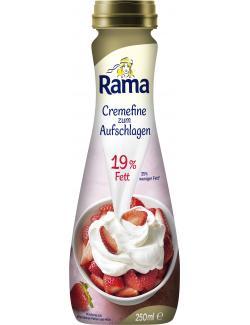 Rama Cremefine zum Aufschlagen 19%