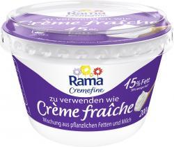 Rama Cremefine wie Crème fraîche 15%