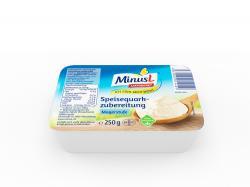 Minus L Speisequarkzubereitung Magerstufe (250 g) - 4062800001966