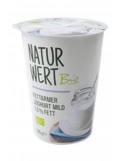 NaturWert Bio Fettarmer Joghurt mild 1,5% Fett