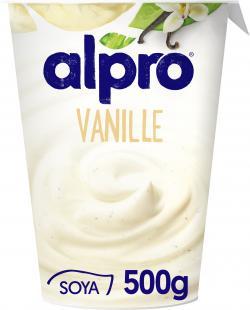 Alpro Soja-Joghurtalternative Vanille vegan