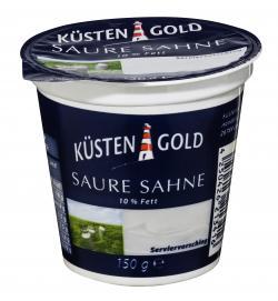 Küstengold Saure Sahne 10% (150 g) - 4008435205119
