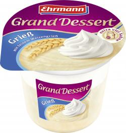 Ehrmann Grand Dessert Grieß
