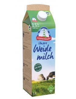 Ammerländer Unsere Weidemilch 1,5% (1 l) - 4000436109205