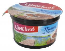 Lünebest Mousse au Chocolat (250 g) - 4003490056188