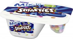 Nestlé Mix-in Smarties & Joghurt
