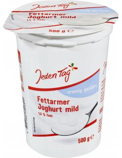 Jeden Tag Fettarmer Joghurt mild 1,5%