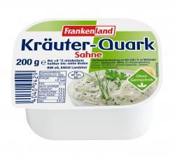 Frankenland Kräuter-Quark Sahne