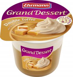 Ehrmann Grand Dessert Double Toffee