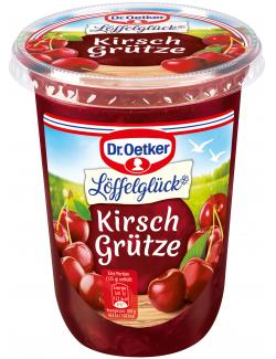 Dr. Oetker Kirsch Grütze (500 g) - 4000521585501
