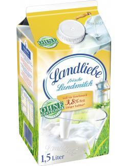 Landliebe Frische Landmilch 3,8% (1,50 l) - 4040600011941