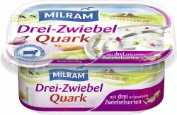 Milram Drei-Zwiebel Quark (200 g) - 40363479