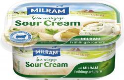 Milram Sour Cream (200 g) - 40363486
