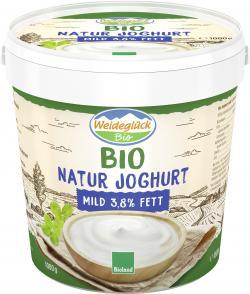 Weideglück Bio Joghurt mild