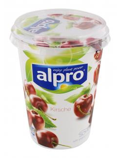 Alpro Soja-Joghurt Kirsche (500 g) - 5411188111078