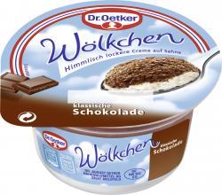 Dr. Oetker Wölkchen klassische Schokolade