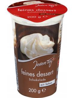 Jeden Tag Feines Dessert Schokolade