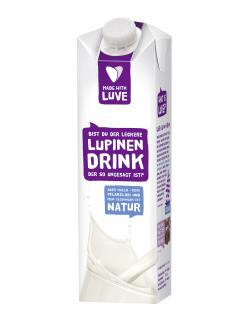 Made with Luve Lupinen Drink Natur