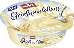 Müller Grießpudding Traditionell (200 g) - 4025500194888