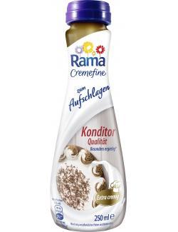 Rama Cremefine zum Aufschlagen Konditor Qualität